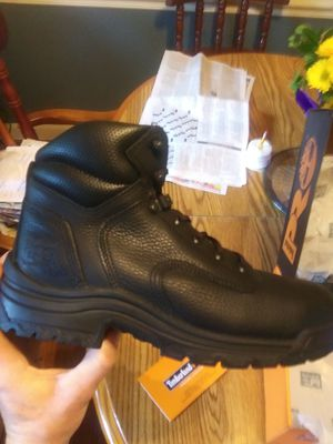 TIMBERLAND PRO TITANS WORK BOOTS for Sale in Salisbury, NC