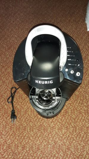 KEURIG BLACK for Sale in Las Vegas, NV