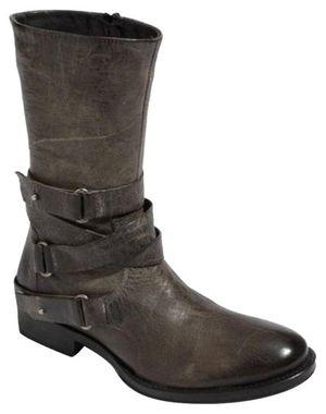 Women's Vera Wang lavender Kipp Strappy Leather Boot for Sale in Salt Lake City, UT