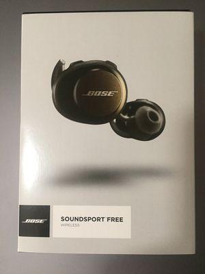 Bose SoundSport Free True Wireless Earbuds for Sale in Pembroke Pines, FL