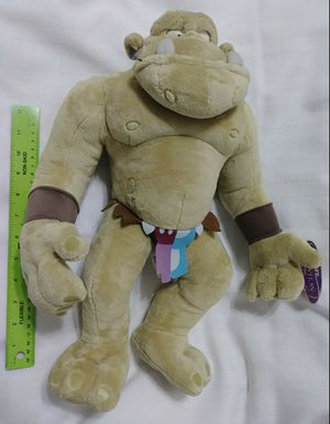 "18"" NEW Disney ENCHANTED Ogre Troll Doll for Sale in Homestead, FL"