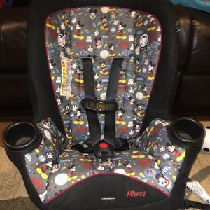 Mickey Mouse Infant Convertible Car seat for Sale in Cleveland, OH