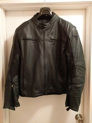 Dainese razon leather jacket size 54 new without tags for Sale for sale  NJ, US