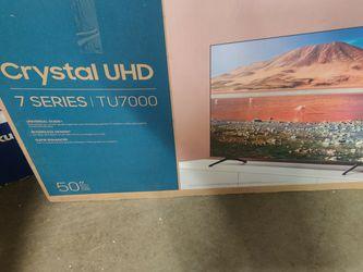 50 crystal Samsung 7 Series smart tv for Sale in Novi,  MI
