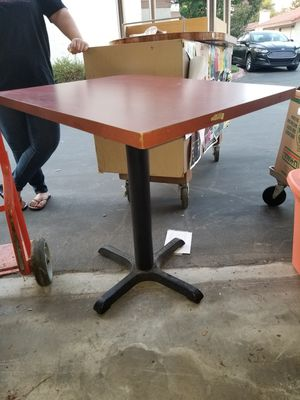 Large Cafe Table for Sale in Fresno, CA