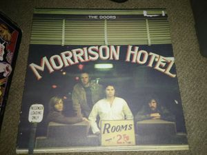 The Doors Morrison Hotel Record for Sale in Alexandria, LA