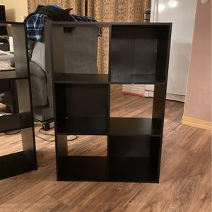 Black Cubicle Storage Shelves for Sale in Hillsboro, OR