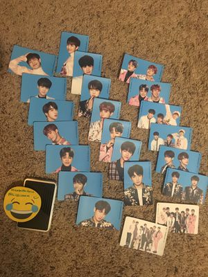 BTS WINGS Tour sticker sets for Sale in Shelbyville, TN
