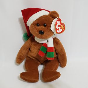 Ty Beanie baby 2008 Christmas Holiday - TEDDY Bear - MWMTs Pellet Filled Doll for Sale in Brookfield, IL