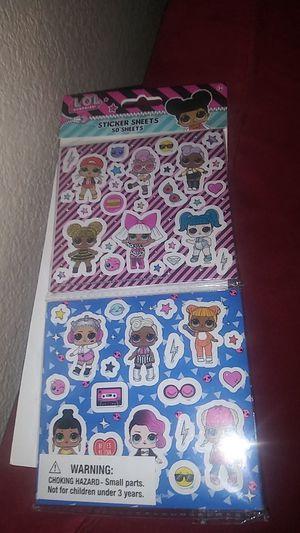Lol Doll stickers for Sale in Avondale, AZ