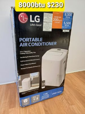 Air conditioner 8k for Sale in Anaheim, CA