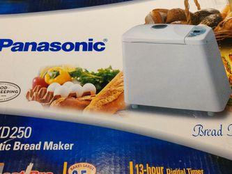 Panasonic Bread Maker for Sale in Reston,  VA