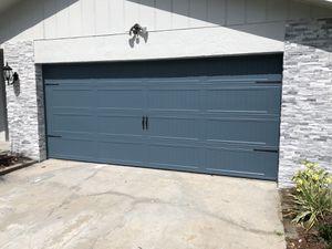 Hurricane Rated Garage Door for Sale in Orlando, FL