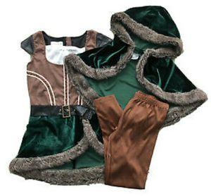 Girls Archer Huntress Deluxe Halloween Costume for Sale in Winter Haven, FL