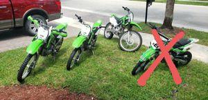 Kawasaki Bundle for Sale in Fort Lauderdale, FL
