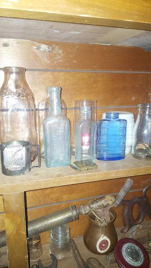 Toaster,P. Cotton tale toy, milk bottles , vases ,belt buckles .Make offer for Sale in Cuba, MO