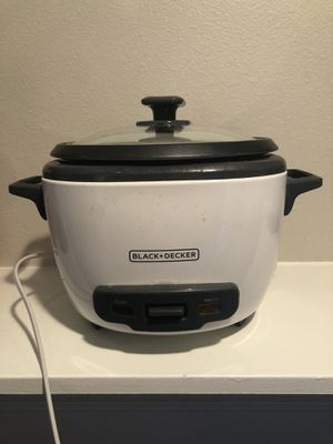 Rice Cooker and Steamer for Sale in Federal Way, WA