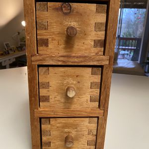 Wood Box for Sale in Tigard, OR