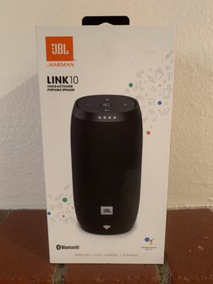 JBL LINK 10 for Sale in San Bernardino, CA