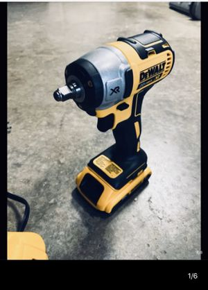 new dewalt impact wrench set for Sale in Mesquite, TX