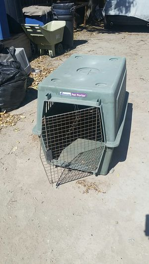 Dog crate for Sale in Lathrop, CA