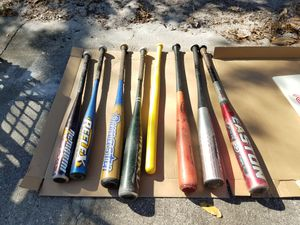 Baseball bats for Sale in Orlando, FL