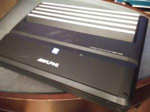 Alpine amp for Sale in North Brunswick Township, NJ