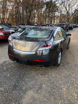Honda Acura año 2010 k83mil título ex salvé for Sale in Silver Spring, MD