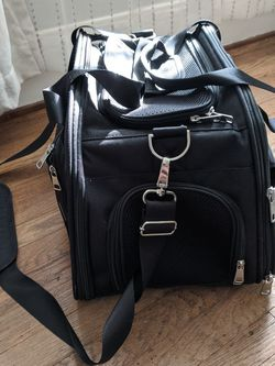 Dog Carrier - Black - Size Small for Sale in Portland,  OR