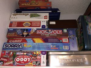 Board games for Sale in Chino Hills, CA