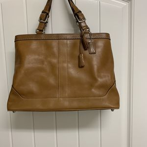 Coach Leather Purse for Sale in Gallatin, TN