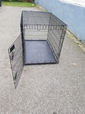 Large dog crate 36X26X24 for Sale in West Haven, CT