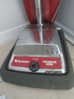Sanitaire Vacuum$90 for Sale in Orlando, FL