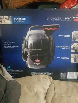 Bissell Spotclean Pro for Sale in Salt Lake City,  UT