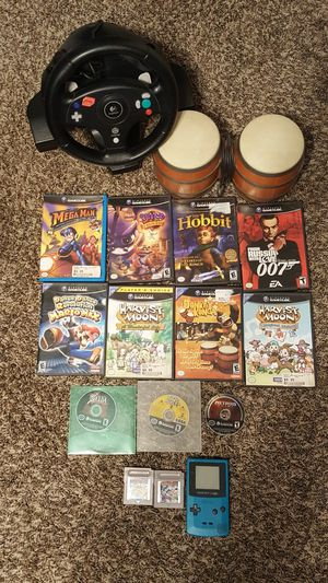 Trading a Nintendo lot for a Nintendo Wii U for Sale in Bakersfield, CA