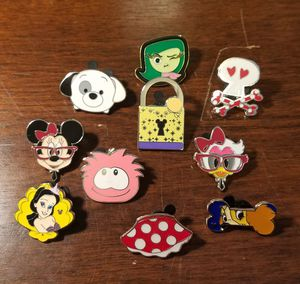 Disney lot of 10 Pins for Sale in Staten Island, NY