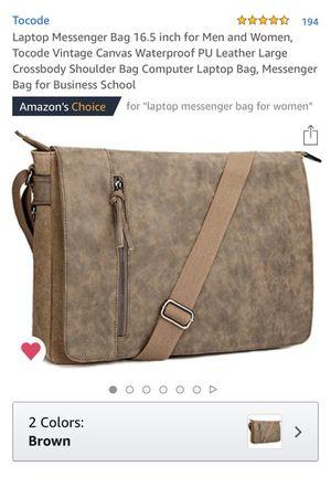 Laptop Messenger Bag for Sale in Fresno, CA