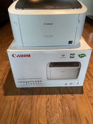 Canon Image Class Laser Printer for Sale in Tampa, FL