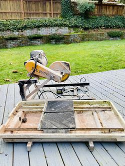 Tile Saw for Sale in Kirkland,  WA