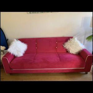 Sofa Bed With Storage Box Under for Sale in Alexandria, VA