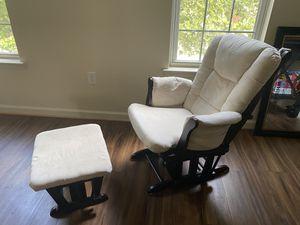 Glider Rocking Chair for Sale in Fort Belvoir, VA