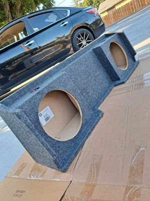 New Chevy Silverado Gmc Sierra Extended Cab Subwoofer Box 99 to 2006 for Sale in Fresno, CA