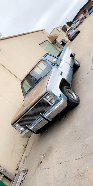 1986 GMC c1500 for Sale in Tulsa, OK