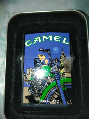 Joe camel Zippo Lighter for Sale in Willow Spring, NC