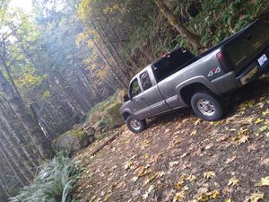 2002 Chevy hd 2500 for Sale in Vancouver, WA
