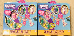 Brand new FingerLings Jewelry Activity (pick up only) $5 each for Sale in Alexandria, VA