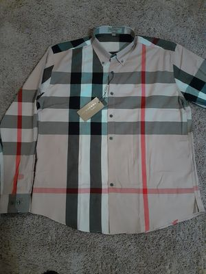 XL Burberry Shirt $100 for Sale in Tacoma, WA