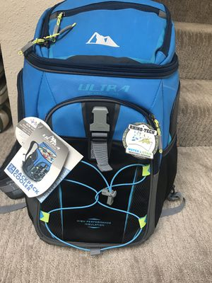 Ultra cooler backpack for Sale in Bellevue, WA