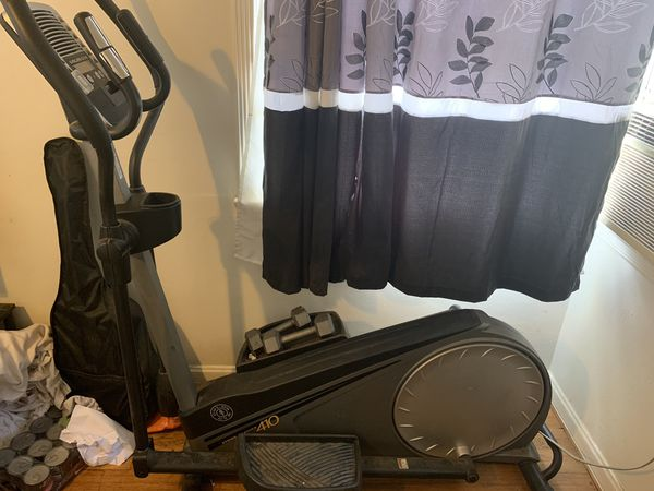 Golds Gym Elliptical workout, barely used