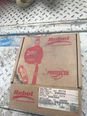 Rebel self retracting lifeline (srl) for Sale in Pine, CO